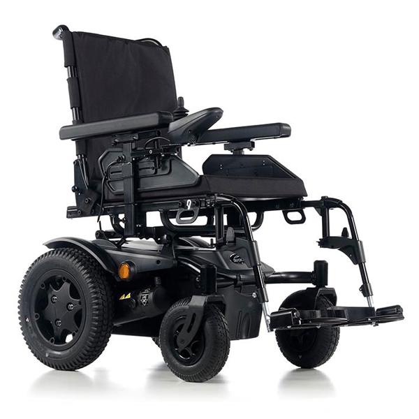Q200 R - Fauteuil roulant électrique à châssis fixe...