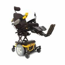 Q6 Ultra 2.0 - Fauteuil roulant électrique à châssis fix...