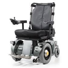 PR 10 - Fauteuil roulant électrique à châssis fixe...