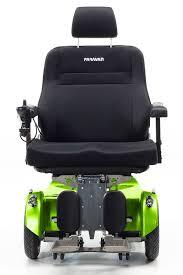 PR Heavy Duty - Fauteuil roulant électrique à châssis fi...