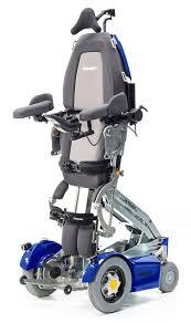 PR Biolution - Fauteuil roulant électrique à verticalisa...