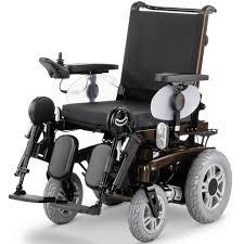 iChair MC2 - Fauteuil roulant électrique à châssis fixe...