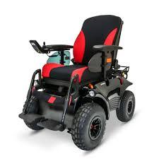 Optimus 2 - Fauteuil roulant électrique à châssis fixe...