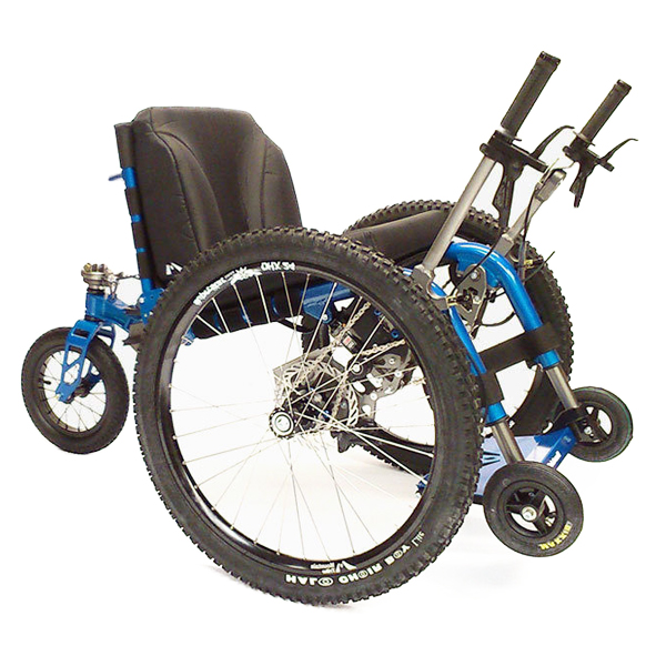 Mountain Trike - Fauteuil roulant manuel sport & loisirs...
