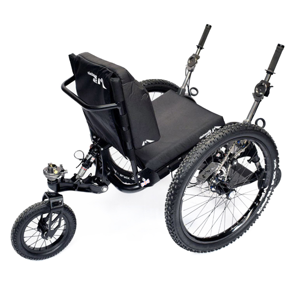 MT Evo tetra - Fauteuil roulant manuel sport & loisirs...