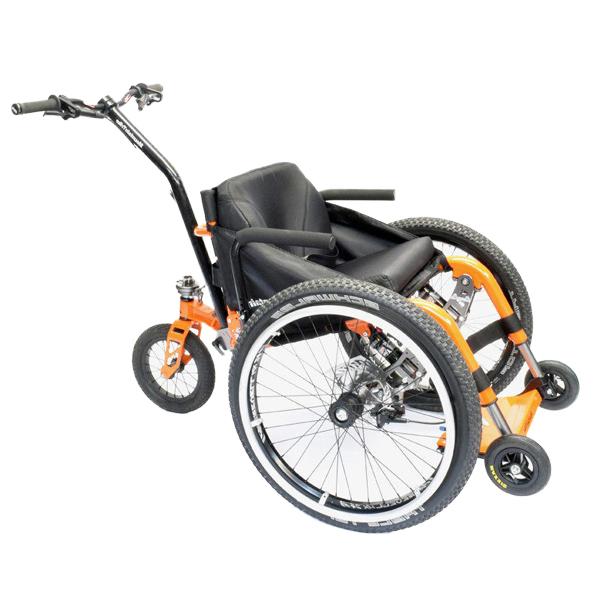 MT Push - Fauteuil roulant manuel sport & loisirs...