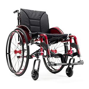 V500 XR - Fauteuil roulant manuel standard à châssis pli...