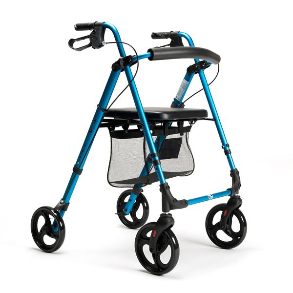 Ecoplus - Déambulateur à 4 roues...