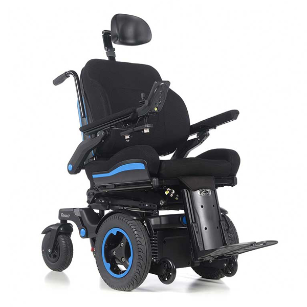 Q700 F sedeo ergo - Fauteuil roulant électrique à châssi...