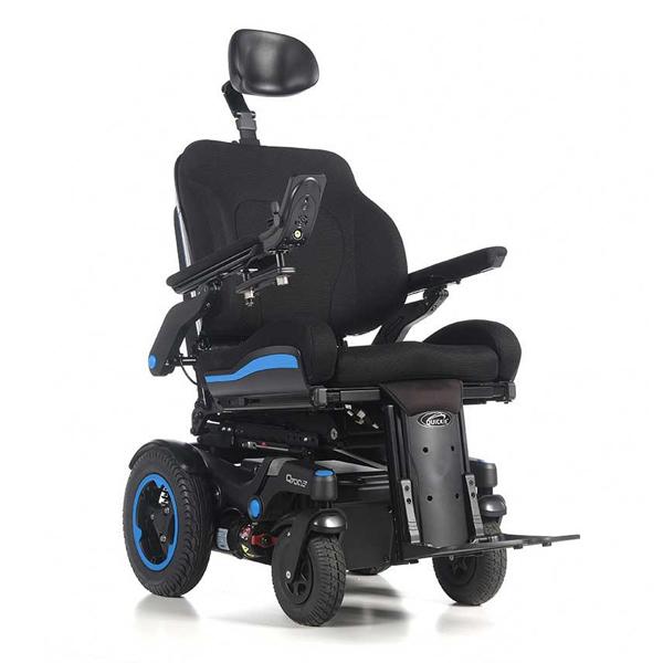 Q700 R sedeo ergo - Fauteuil roulant électrique à châssi...