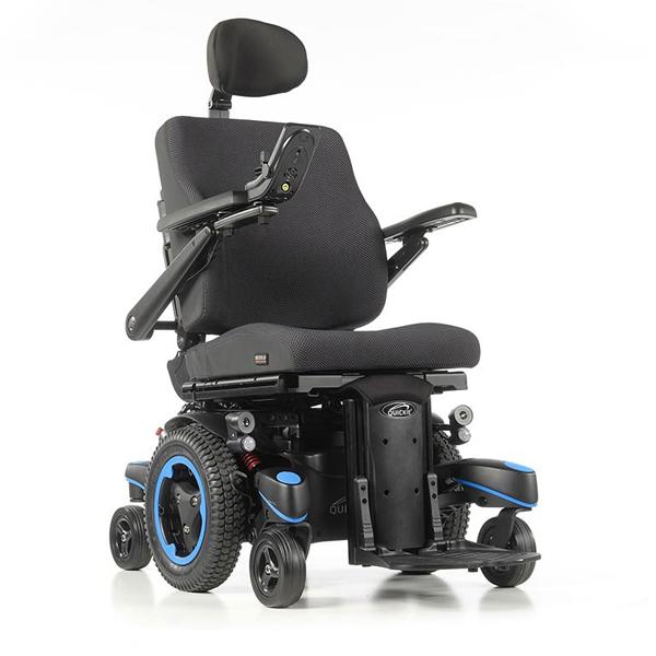 Q700 M sedeo pro - Fauteuil roulant électrique à châssis...