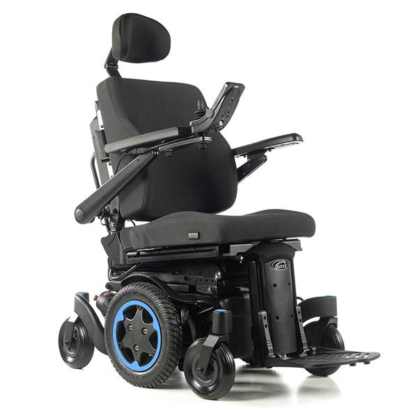 Q500 M sedeo pro - Fauteuil roulant électrique à châssis...