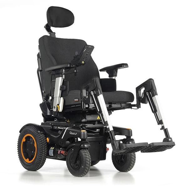 Q500 R sedeo pro - Fauteuil roulant électrique à châssis...