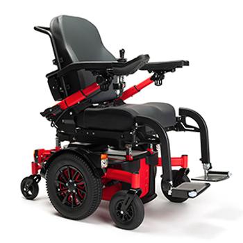 Sigma - Fauteuil roulant électrique à châssis fixe...