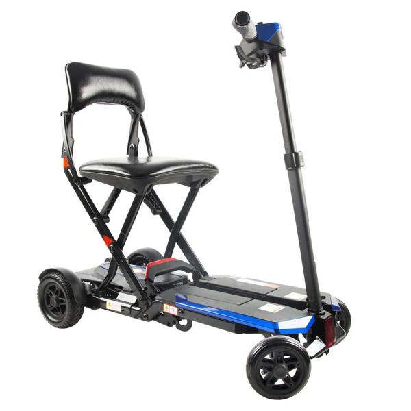 Maleta - Scooter à quatre roues...