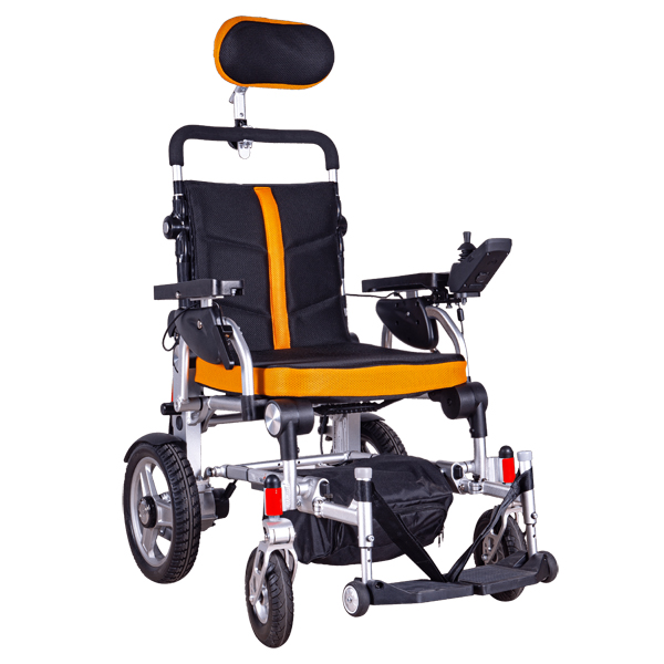 SmartChair Evo - Fauteuil roulant électrique à châssis p...