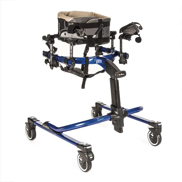 Dynamic pacer - Appareil de marche avec soutien du corps...