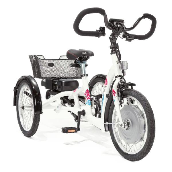 Momo motion - Tricycle à deux roues arrière propulse par...