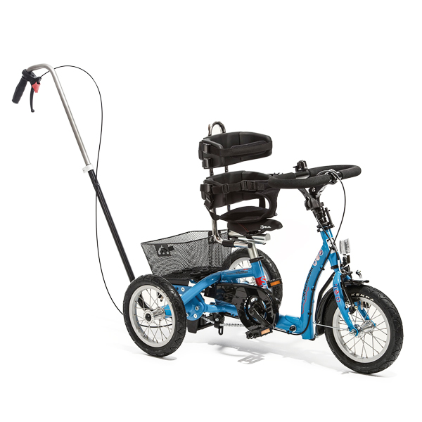 Momo tricycle - Tricycle à deux roues arrière propulse p...