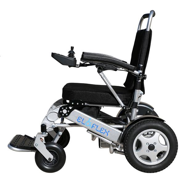 Eloflex D2 - Fauteuil roulant électrique à châssis plian...