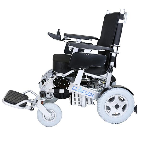 Eloflex H - Fauteuil roulant électrique à châssis pliant...