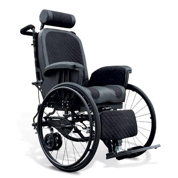Lotus - Fauteuil roulant manuel confort à châssis fixe...