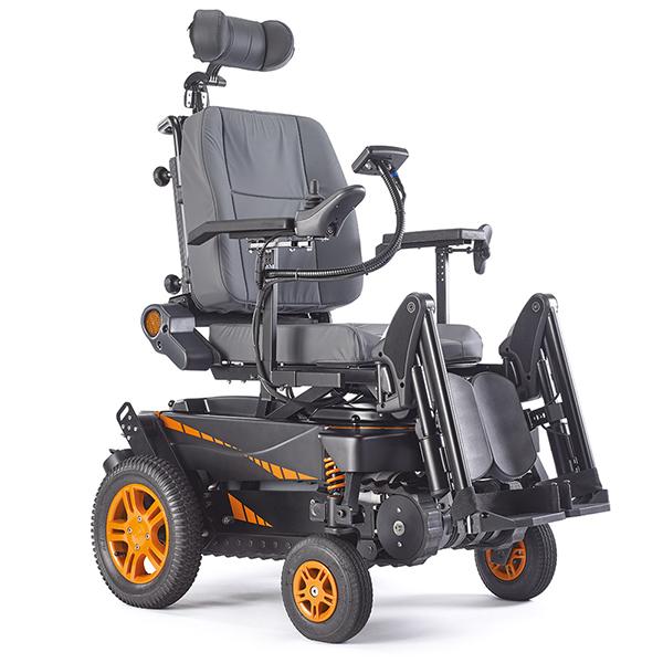 Topchair S - Fauteuil roulant électrique à châssis fixe...