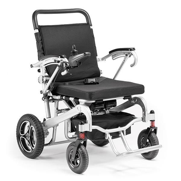Lightchair II - Fauteuil roulant électrique à châssis pl...