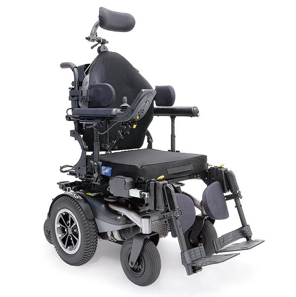 Alltrack R - Fauteuil roulant électrique à châssis fixe...