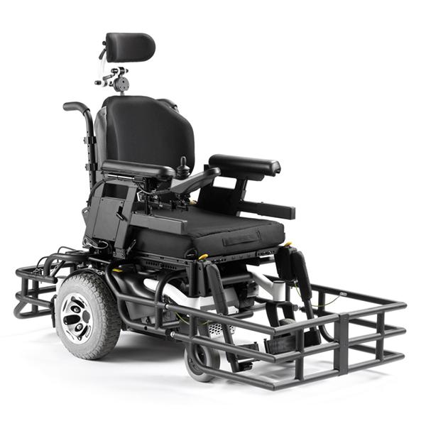 Alltrack R foot - Fauteuil roulant électrique sport & lo...