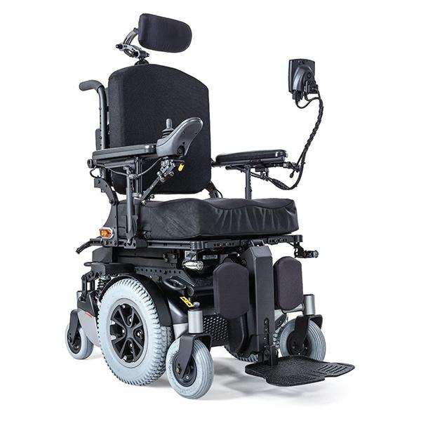 Alltrack M - Fauteuil roulant électrique à châssis fixe...