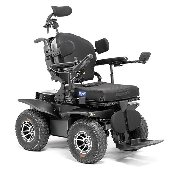 Outchair S - Fauteuil roulant électrique sport & loisirs...