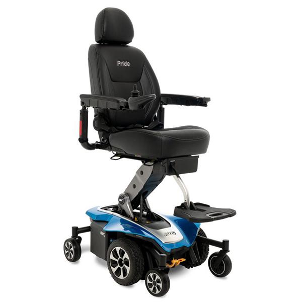 Jazzy air 2 - Fauteuil roulant électrique à verticalisat...