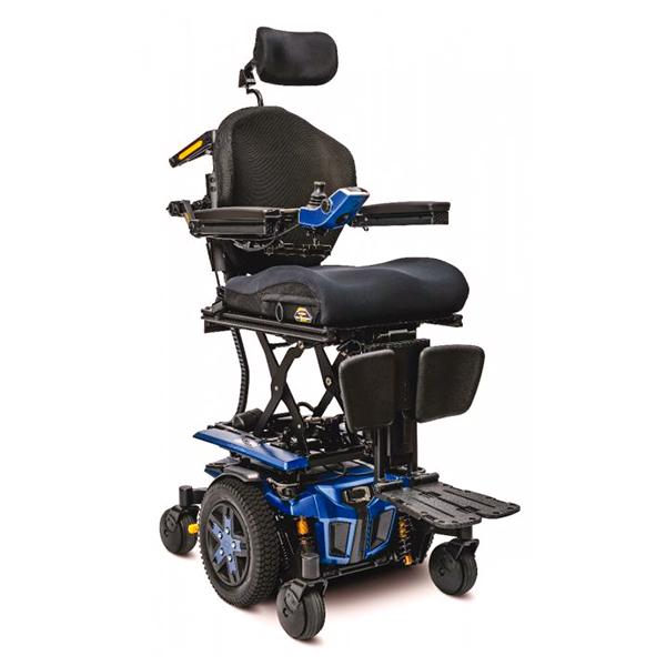 Q6 Edge 3 - Fauteuil roulant électrique à verticalisatio...