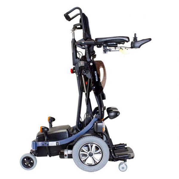 Karma Ergo Stand - Fauteuil roulant électrique à vertica...