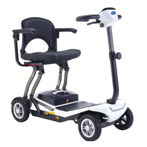 Scorpius - Scooter à quatre roues...