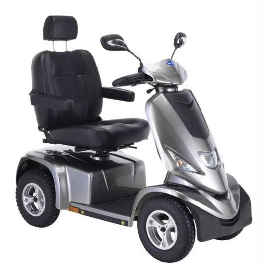 Cetus - Scooter à quatre roues...