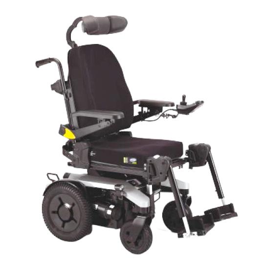 Aviva RX20 modulite - Fauteuil roulant électrique à châs...