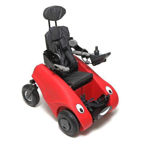 Wizzybug - Fauteuil roulant électrique enfant...