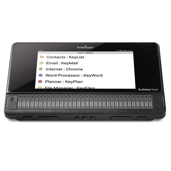 BrailleNote Touch 32 plus - Bloc-note braille...