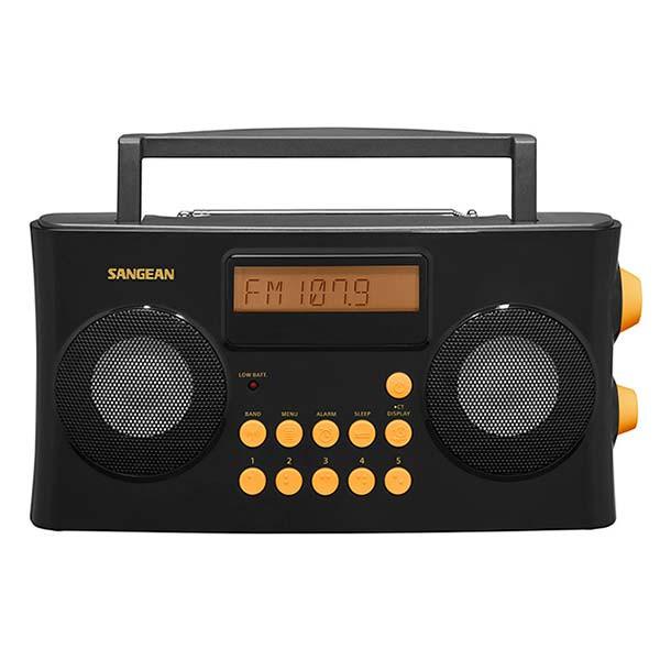 Radio-réveil parlant - Réveil...