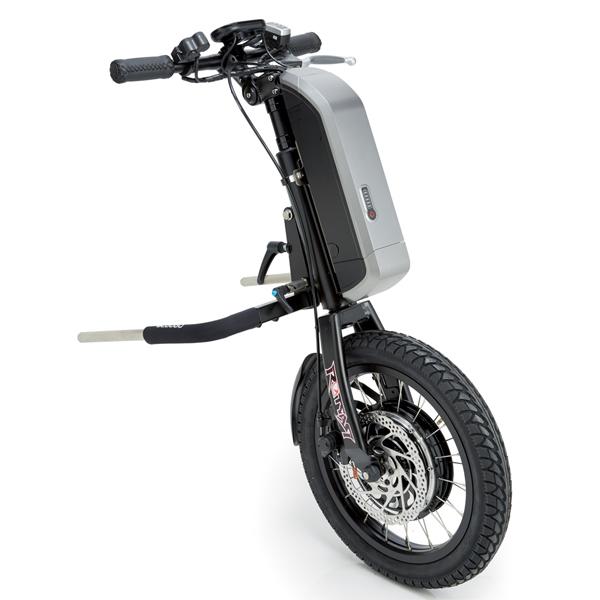 Raptor - Kit de propulsion électrique pour fauteuil roul...