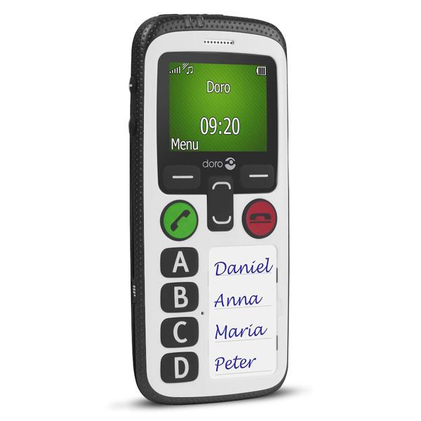 Doro Secure 580 - Téléphone mobile (portable)...