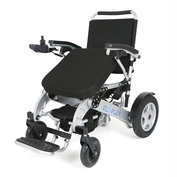 Eloflex P - Fauteuil roulant électrique à châssis pliant...