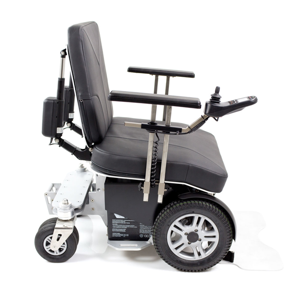 Leoflex - Fauteuil roulant électrique à châssis fixe...