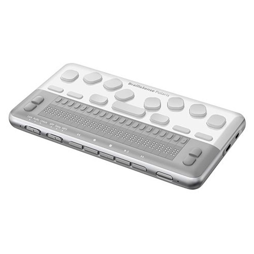 BrailleSense Polaris mini 20 cellules - Plage braille...