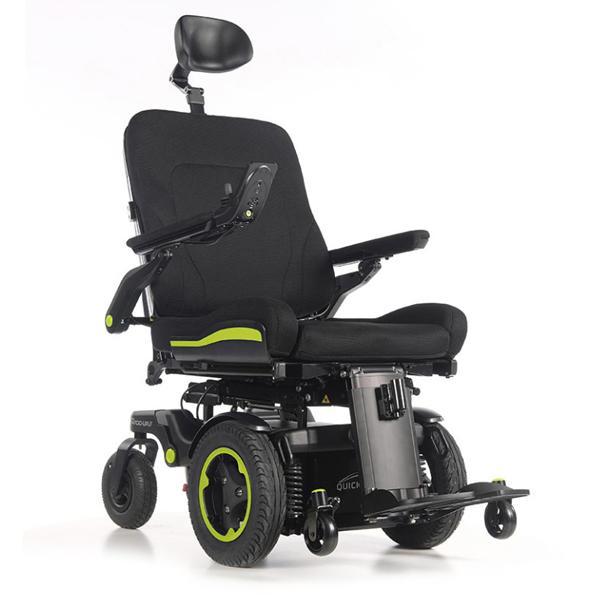 Q700 F sedeo pro - Fauteuil roulant électrique à vertica...