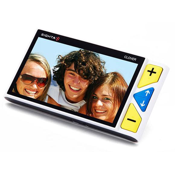 Clover 4 - Téléagrandisseur portable ...
