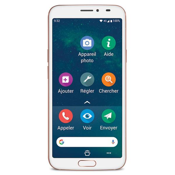Doro 8062 - Téléphone mobile (portable)...