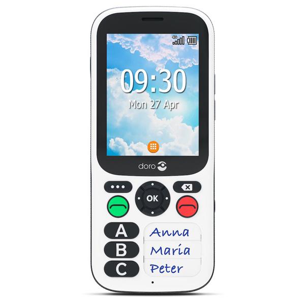 Doro 780x - Téléphone mobile (portable)...